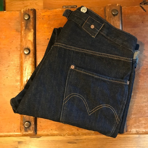 075feed7 Levi's Jeans   Levis Lvc 1890 Model Selvedge Denim   Poshmark